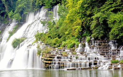9 Waterfalls in the Upper Cumberland